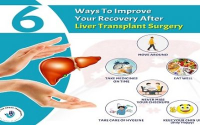 6 Ways To Improve Your Recovery After Liver Transplant
