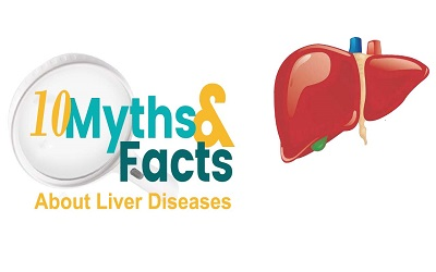 10 Most Common Myths & Facts about Liver Diseases