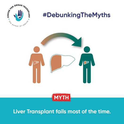 Debunking The Myth – Liver Transplant Fails Most of The Time