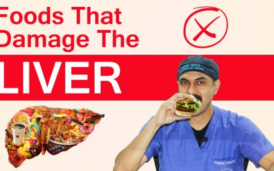 Foods That Damage The Liver: Worst Foods for Liver Function   Dr. Bipin Vibhute