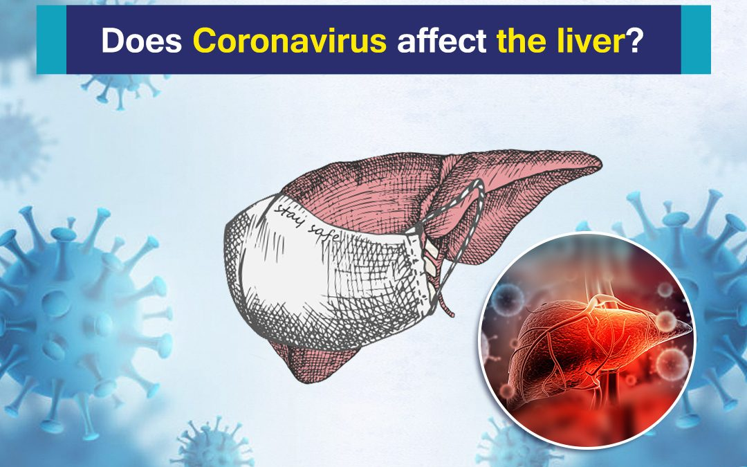 Does Coronavirus affect the liver?